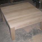 Het maken van een salontafel